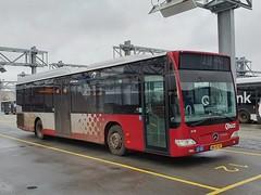 NLD Qbuzz 3178 ● Groningen Peizerweg (Roderik-D) Tags: 3178 bxfz07 2009 mercedesbenz o530ü dieselbus euro5 citaro2 savas bege überlandbus streekbus 2axle 2doors qbuzz31003301 lijnbus linienbus solobus