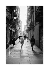 Barcelona (Koprek) Tags: barcelona spain streetphotography stphotographia stphotography street konicahexaraf kodaktrix 400 film analog october 2019 koprek
