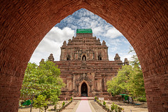 Myanmar 2019 (Massimiliano Dalcielo) Tags: myanmar birmania nikon nikonflickraward massimiliano dalcielo fromsky sigma travel trip viaggio vacanza journey asia globetrotter d7500 architecture architettura paya pagoda bagan ruins tempio temple buddhism burma