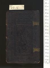 Broxb. 23.16 (rare.books) Tags: bodleian broxbourne binding ehrman