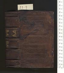 Broxb. 23.9 (rare.books) Tags: bodleian broxbourne binding ehrman