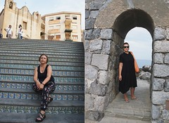Stairs in Cefalu (Insher) Tags: italy italia sicilia sicily stairs cefalu