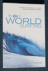AtlasofSurfing_Cover (yepabroad) Tags: surf books guide atlas écologie waves vagues wavefinder stormrider hawai europe indonesia surfing surftrip travel aloha livre book wave world surfers surfsup