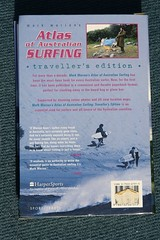 AtlasofAustralianSurfing_Back (yepabroad) Tags: surf books guide atlas écologie waves vagues wavefinder stormrider hawai europe indonesia surfing surftrip travel aloha livre book wave world surfers surfsup