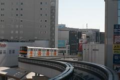 DSC_9519 (tohru_nishimura) Tags: nikond300s sigma1770284 nikon tachikawa train monorail station tokyo japan