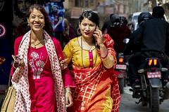 Street of Kathmandu (Valdas Photo Trip) Tags: nepal kathmandu street photography