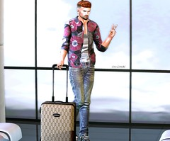 #245 (Fraegy) Tags: modulus volkstone fashionnatic secretposes chucksize secondlife poses beard equal10 sl hair