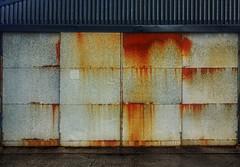 bleeding barn doors (lowooley.) Tags: eastallenvalley northpennines barn door rust