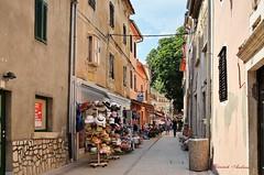Skradin. Straßenbild (hamfilt) Tags: gasse kroatien urlaub ausflug