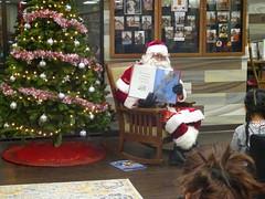 Open House - Santa Storytime 023
