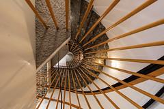 vergitterte schnecke (dadiolli) Tags: venedig provinzvenedig italien venezia venice 威尼斯 stairs stairporn staircase