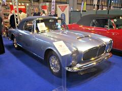 026 Alvis (TE21) Super Graber Cabriolet (1966) (robertknight16) Tags: alvis british 1960s graber te21 parkward nec nec2015 cbu465b