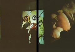 Van Gogh exhibition (funky_sexy_groovy_marky) Tags: olympus pen ees2 bangkok analogue halfframe kodak colorplus