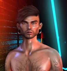 Red Light District (awkwy) Tags: sl secondlife secondlifeavatar second life slgay slman lelutka