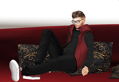 Dy1an Fameshed (Dy1anReed) Tags: sl secondlife fameshed male fashion second life