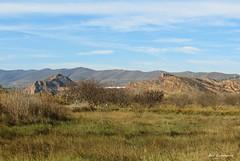 Vistas desde el huerto (kirru11) Tags: paisaje panorámica campo montes huertas árboles arnedo quel larioja españa kirru11 anaechebarria canonpowershot