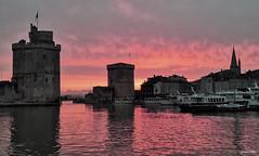 Sunset sur La Rochelle !!! (François Tomasi) Tags: larochelle 2019 françoistomasi yahoo google flickr