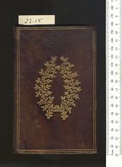 Broxb. 23.15 (rare.books) Tags: bodleian broxbourne binding ehrman
