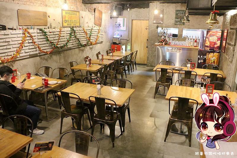 AK12美式小館捷運西門盯聚餐012