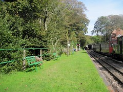 Photo of Woody Bay station, Devon