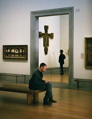 National Gallery, 35mm (alexrthomson) Tags: film filmphotography 35mm 35 zenit em fuji fujisuperiaxtra400