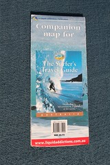 Australia_SurfersTravelMap_Back (yepabroad) Tags: surf books guide atlas écologie waves vagues wavefinder stormrider hawai europe indonesia surfing surftrip travel aloha livre book wave world surfers surfsup