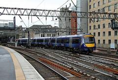 170412 Glasgow Central (CD Sansome) Tags: glasgow central station wcml west coast main line abellio scotrail scotland train trains turbostar 170 170412