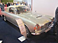 025 Alvis (TE21) Super Graber Cabriolet (1965) (robertknight16) Tags: alvis british 1960s graber te21 parkward nec nec2015 be167523
