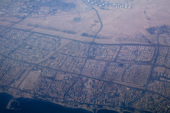 Over Kuwait, October 15th 2018 (Southsea_Matt) Tags: abuhalifa mahboula riqqah kuwait a7beu qr007 boeing 7773dzer canon 80d october 2018 autumn windowseat inflight