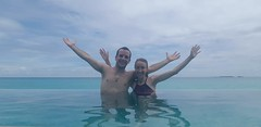 Nahara & Armando (Maldivas)