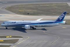 All Nippon Airways Boeing 787-9 JA871A (c/n 34534) (Manfred Saitz) Tags: vienna airport schwechat vie loww flughafen wien all nippon airways boeing 7879 789 b789 ja871a jareg