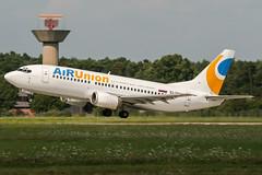 EI-DNH (PlanePixNase) Tags: aircraft airport planespotting haj eddv hannover langenhagen airunion krasair 737 b733 737300 boeing 733