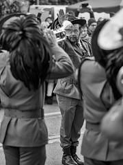 Occhio alla tromba (Riccardo Palazzani - Italy) Tags: bersagliere fanfara tromba trumpet uniform soldier maestro