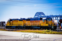 Trains (TonyM1956) Tags: unionpacific usa milkyway northamerica earth duluth stlouisco railroads 679 locomotives unitedstatesofamerica ricespointyard canadianpacific transportation 561 solarsystem unitedstates emdgp382 trains minnesota