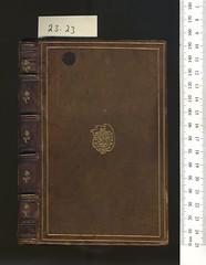 Broxb. 23.23 (rare.books) Tags: bodleian broxbourne binding ehrman