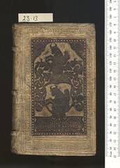 Broxb. 23.13 (rare.books) Tags: bodleian broxbourne binding ehrman