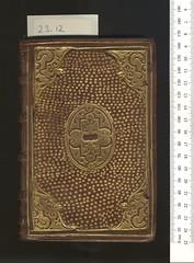 Broxb. 23.12 (rare.books) Tags: bodleian broxbourne binding ehrman
