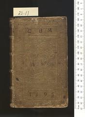 Broxb. 23.11 (rare.books) Tags: bodleian broxbourne binding ehrman