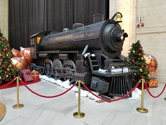POLAR VORTEX! (Set and Centered) Tags: amtrak metra chicago illinois union station passenger railroad polar express train christmas 2019 holiday season