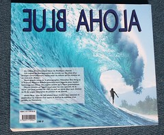 AlohaBlue_dos (yepabroad) Tags: surf books guide atlas écologie waves vagues wavefinder stormrider hawai europe indonesia surfing surftrip travel aloha livre book wave world surfers surfsup