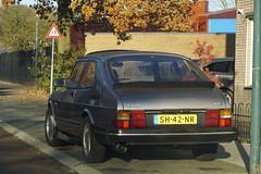 1987 Saab 900i (NielsdeWit) Tags: nielsdewit car carspot sh42nr saab 900 classic 900i 1987 veenendaal
