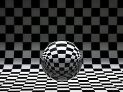 Perfezione? (Antonio Iacobelli (Jacobson-2012)) Tags: escher metaphysic crystal sphere glass chessboard metaphysics bari fujifilm gfx50r fujinon 120mm macro