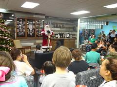 Open House - Santa Storytime 012