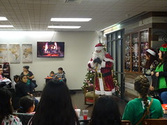Open House - Santa Storytime 009