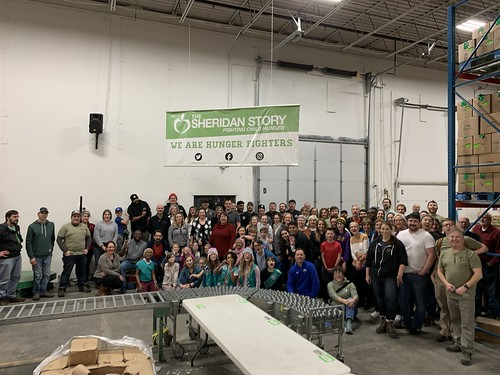 Public Packing Event, 12/5/19