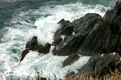 Senda Costera Naviega (Micheo) Tags: spain sendacosteranaviega asturias elmarcantábrico olas rocas fuerza elnorte ngc caminodepuertodevega