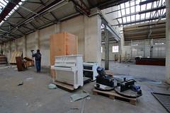 Cox and Wyman16 (Landie_Man) Tags: cox wyman printers reading disused derelict closed abandoned shut urbex