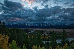 "Grand Teton Sunset 8962-8962 (blackhawk32) Tags: grandteton grandtetonnationalpark jacksonhole sunset wyoming landscape river ""snake"