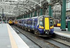 380003 Glasgow Central (CD Sansome) Tags: glasgow central station wcml west coast main line abellio scotrail scotland train trains desiro 380 380003