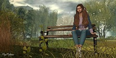 Stop trying to calm the storm.Calm yourself, the storm will pass. (๓คเค๓ςкєєภคภ Story Teller.) Tags: maiamckeenan blog addams monso hair genus fashion female secondlife avatar